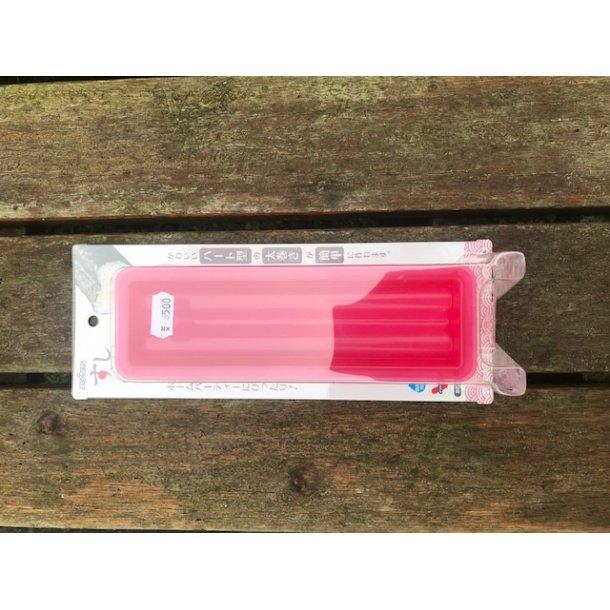 Plast boks til fremstilling af maki ruller Hjerte