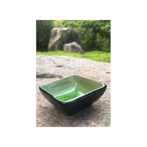 Soyaskål i Grøn