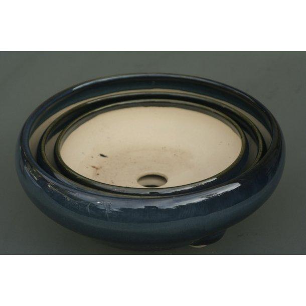 Bonsai skåle runde.