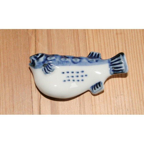 Spisepindeholder fisk stor