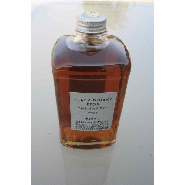 Nikka whisky From the Barrel.